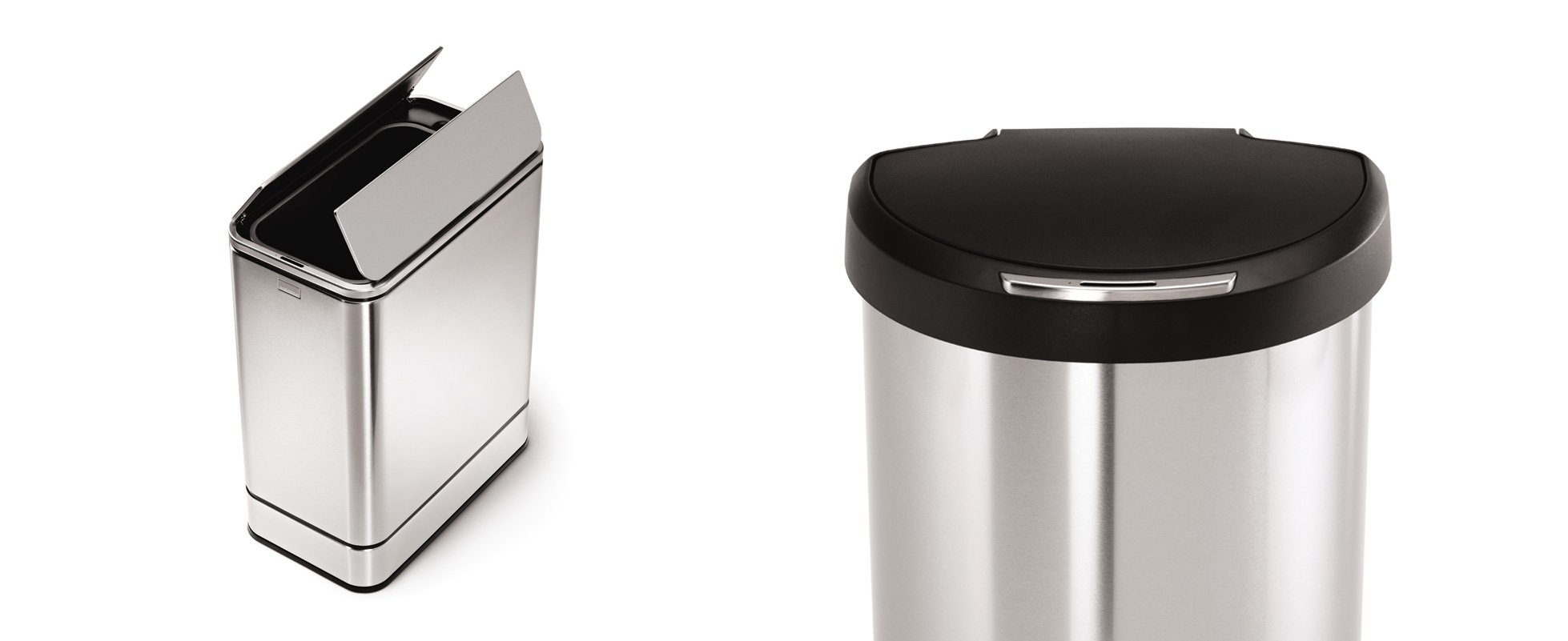 12. simplehuman   sensor can  our most efficient can yet