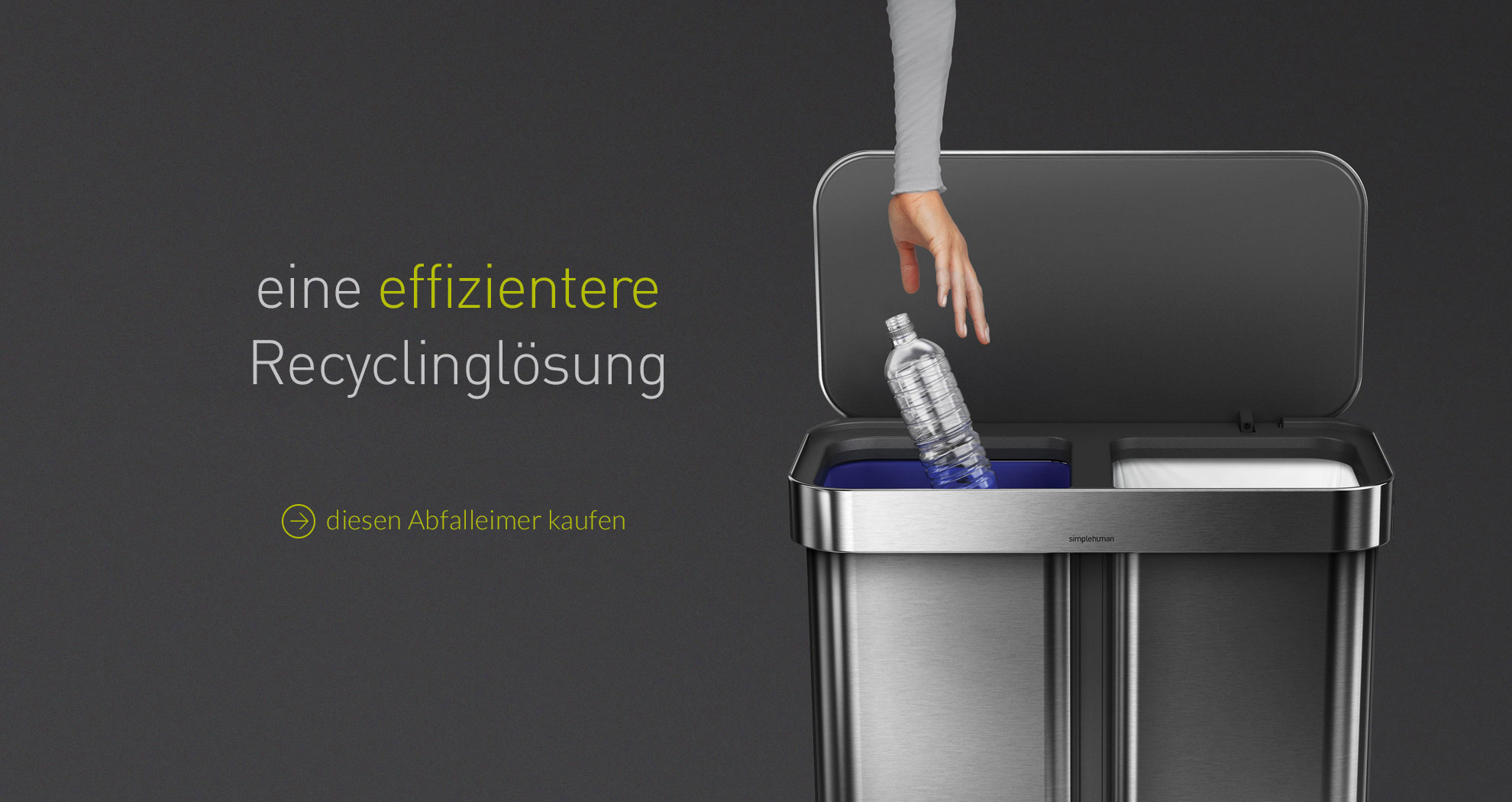 a more efficient recycling solution